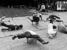 Breakdance, Musik, Lehreinheit, Workshop, Klangbildverlag