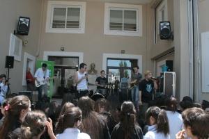 Workshop Lehrer Musik Welt Stimme Schule Lehrer